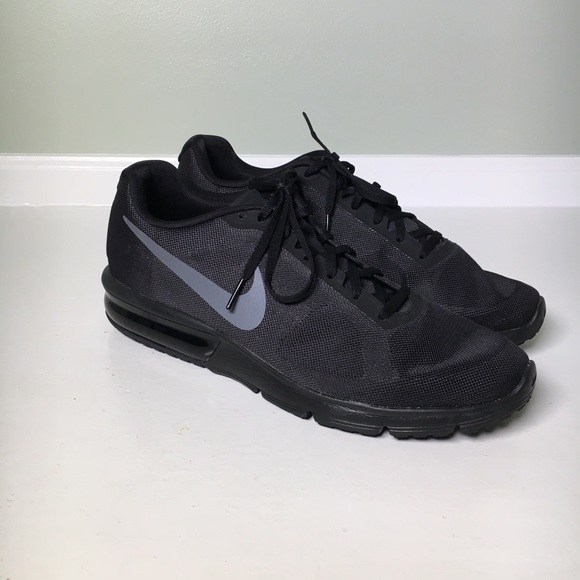Nike All Black Air Max Sequent Sneakers